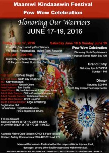 Maamwi Kindaaswin Festival | Image source: North Bay Indian Friendship Centre
