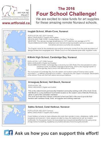 schools in Nunavut