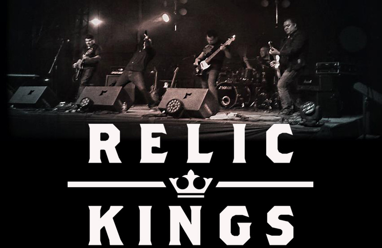 RELIC KINGS: NEW SINGLE & EP RELEASE