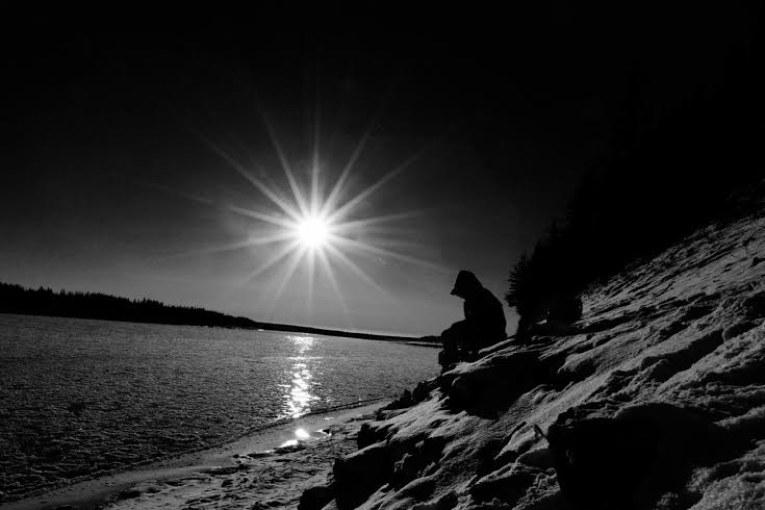 POEM: Sun-Tipped Horizon