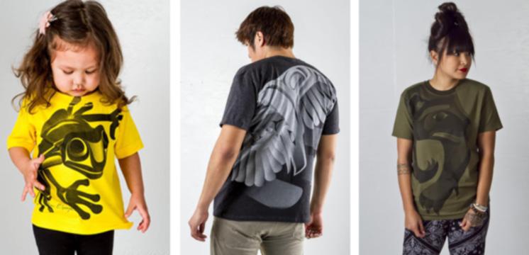 Edzera Gallery clothing