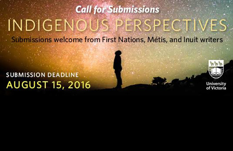 Call for Submissions: Indigenous Perspectives Wanted for Canadian Literary Journal