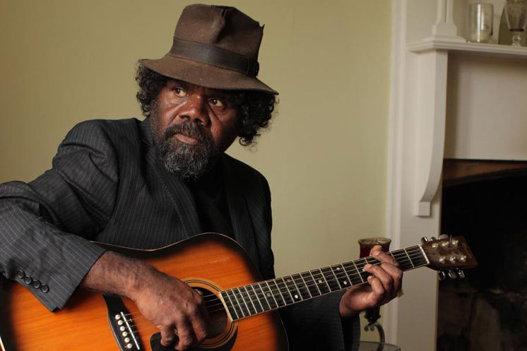 Frank Yamma announces August Canadian Tour