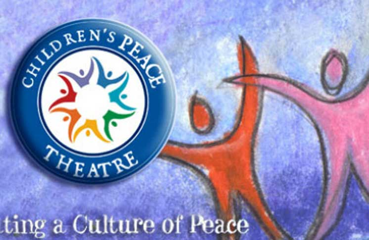 CHILDREN'S PEACE THEATRE teaches conflict transformation to children and youth