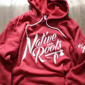 Native Roots Hoodie | Image source: The NTVS