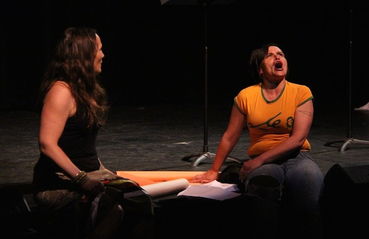 EMERGING INDIGENOUS PLAYWRIGHT: SARAH GARTSHORE'S BOLD NEW PLAY GAINS MORE SUPPORT