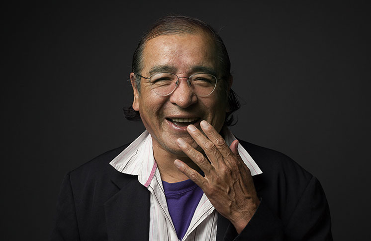 Pleiades Theatre & Théâtre français de Toronto  present the Toronto premiere of Tomson Highway's  The (Post) Mistress (English)/ Zesty Gopher s'est fait écraser par un frigo (français).