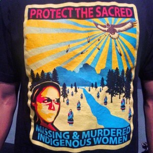 Protect the Sacred | Image source: Urban Native Era