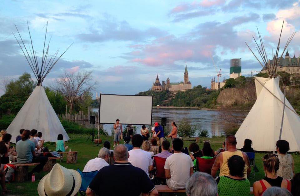 Asinabka Festival, August 10-14, 2016