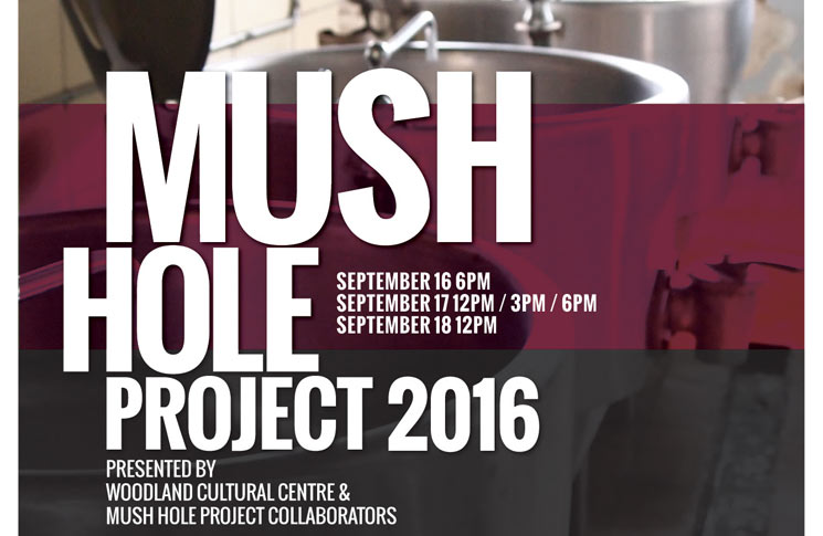 The Mush Hole Project-September 16, 17, 18