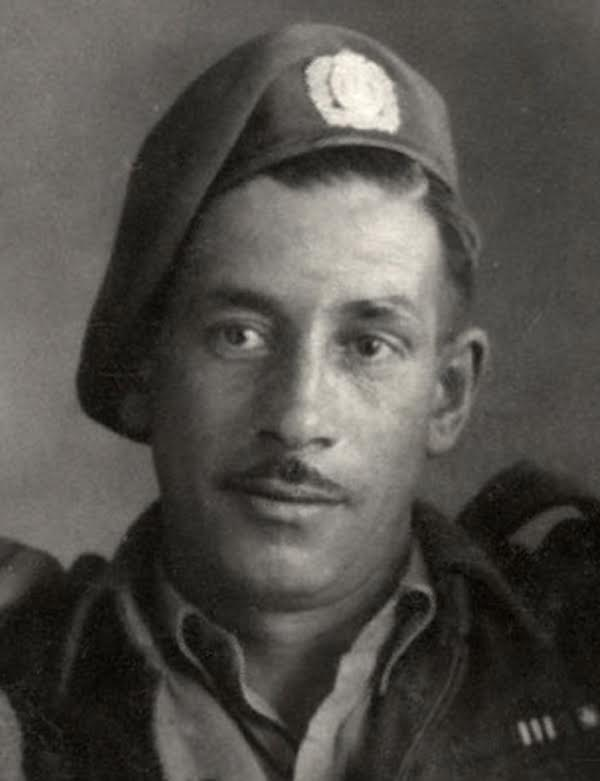 Charles Henry Byce, most highly-decorated Indigenous soldier of WW II