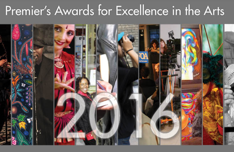10th annual Premier's Awards for Excellence in the Arts
