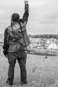 Chad Browneagle (Shoshone/Spokane)   Photo by Jaida Grey Eagle (Oglala Lakota)