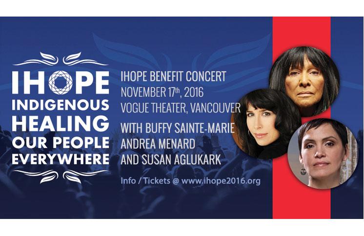 iHope Benefit Concert