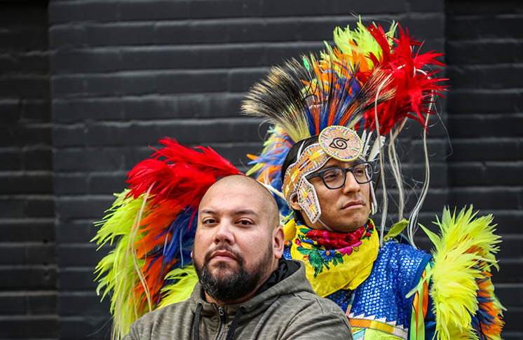 Debut music video for DJ Shub, formerly of A Tribe Called Red