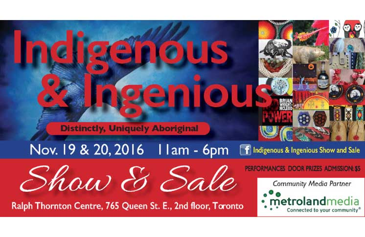 Indigenous & Ingenious Show and Sale