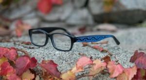 0fabecac33e Chrétien s Ojibway-designs eyeglass frames hit the market - MUSKRAT ...