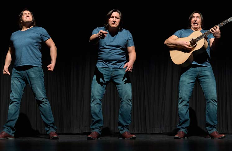 NATIVE EARTH PERFORMING ARTS presents MÉTIS MUTT