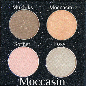 Moccasin Eyeshadow Palette | Kamâmak Cosmetics