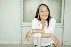 Tantoo Cardinal | Image source: Red Works Studio Nadya Kwandibens