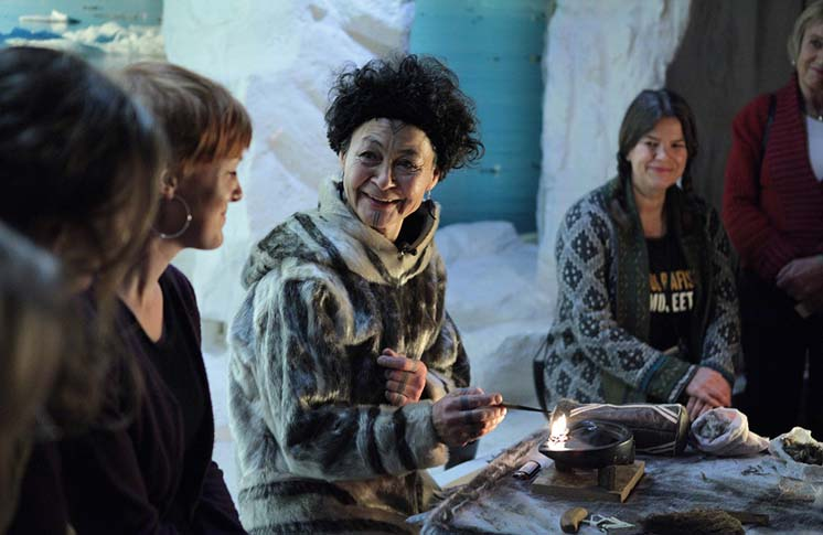 ALETHEA ARNAQUQ-BARIL'S ANGRY INUK WINS THE CANADA'S TOP TEN FILM FESTIVAL PEOPLE'S CHOICE AWARD