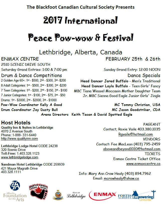 International Peace Pow Wow & Festival