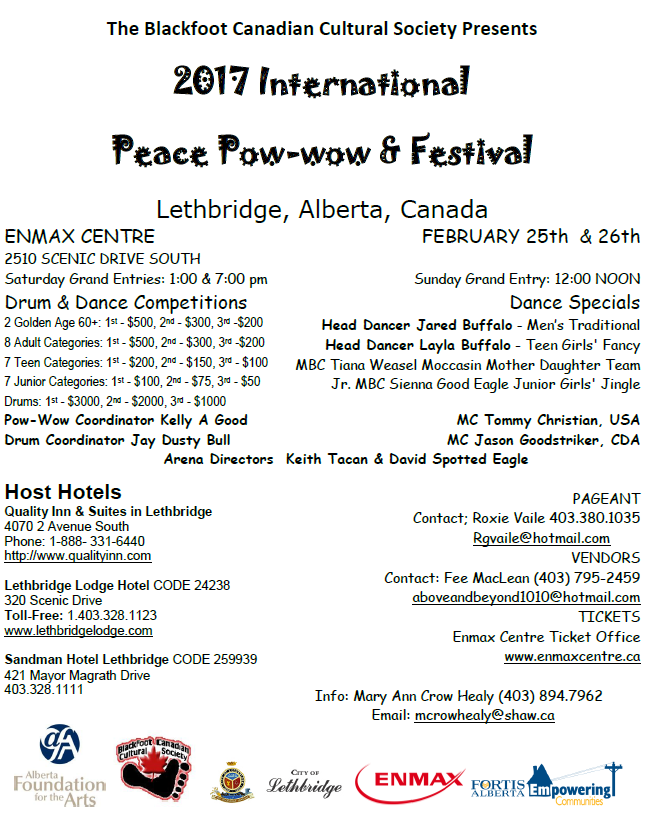 International Peace Pow Wow & Festival