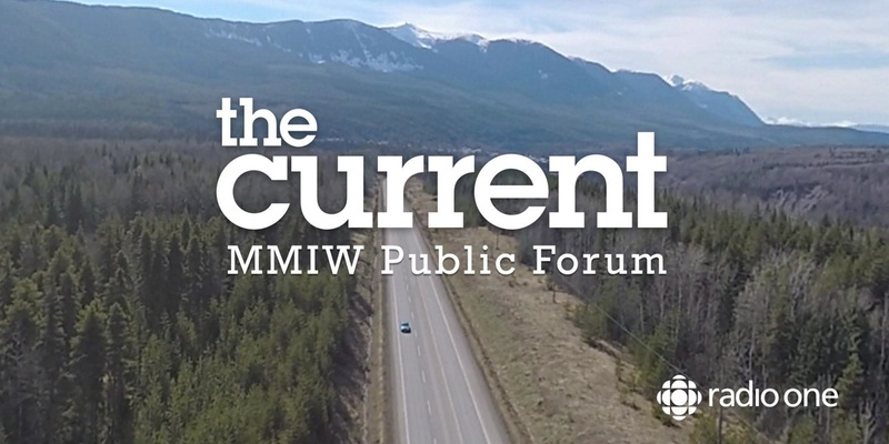 The Current MMIW Public Forum