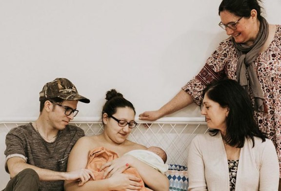 Baby born in Nipissing First Nation a historic birth