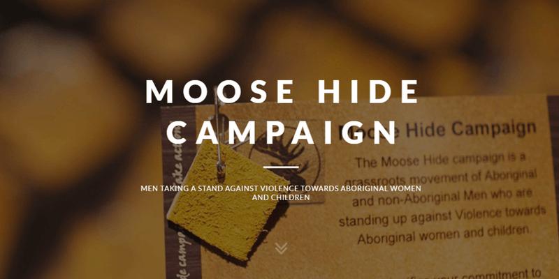 Moose Hide Campaign