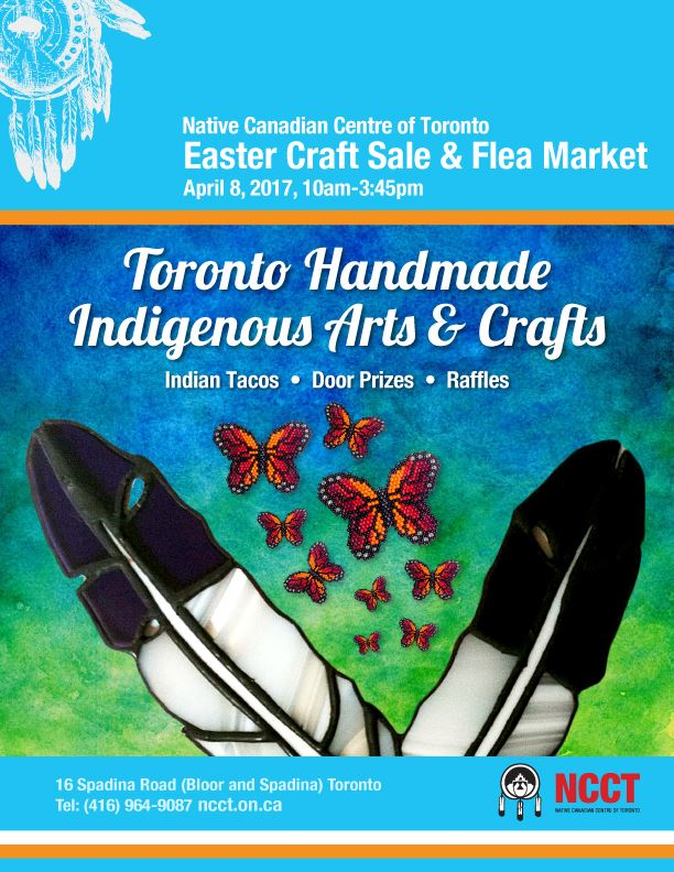 Indigenous Easter Craft Sale!