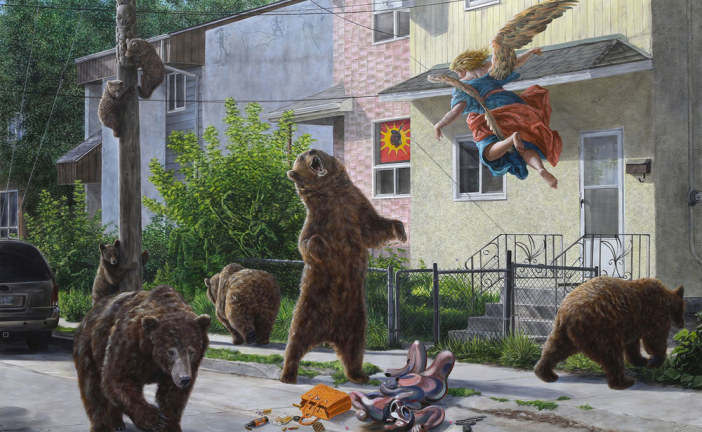 MISS CHIEF EAGLE TESTICKLE FOR PRIME MINISTER: KENT MONKMAN'S ARTISTIC RESISTANCE TO CANADA 150