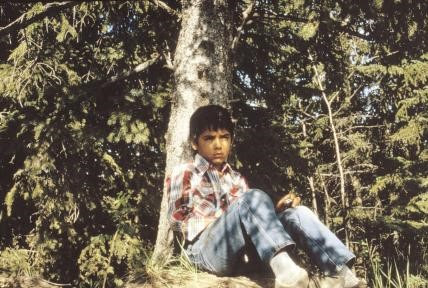 """Still from Alanis Obamsowin's """"Richard Cardinal: Cry from a Diary of a Metis Child"""""""
