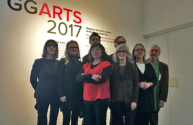 WAG Hosts the 2017 Governor General's Awards in Visual and Media Arts Exhibition