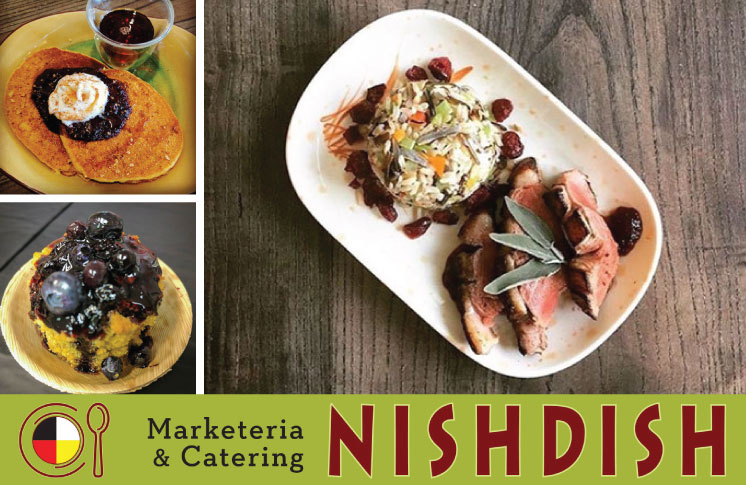 NishDish Marketeria & Catering
