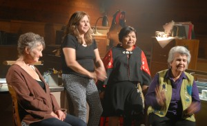Leaders of The Native Sisterhood
