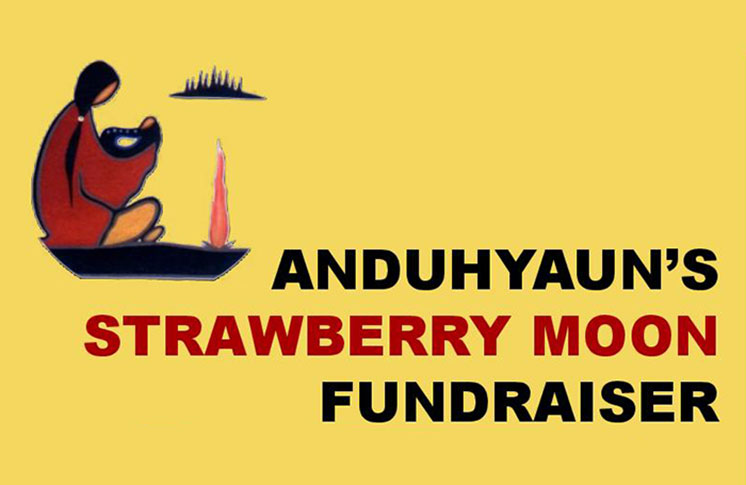 ANDUHYAUN'S STRAWBERRY MOON FUNDRAISER