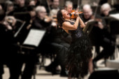 Tanya Tagaq with the Toronto Symphony Orchestra Dedicates Qiksaaktuk to Missing and Murdured Indigenous Women and Girls