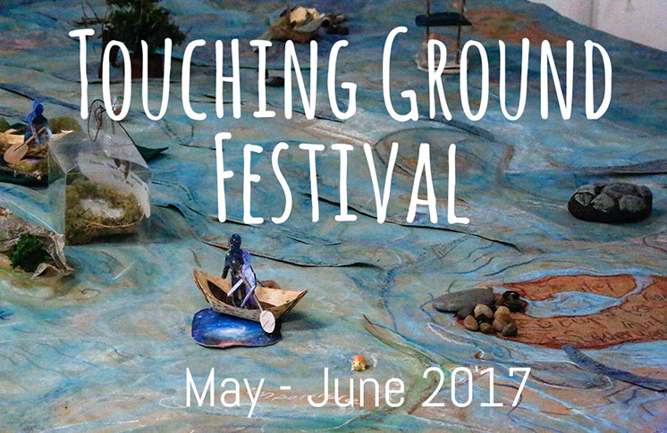 Jumblies Theatre Presents: The Touching Ground Festival