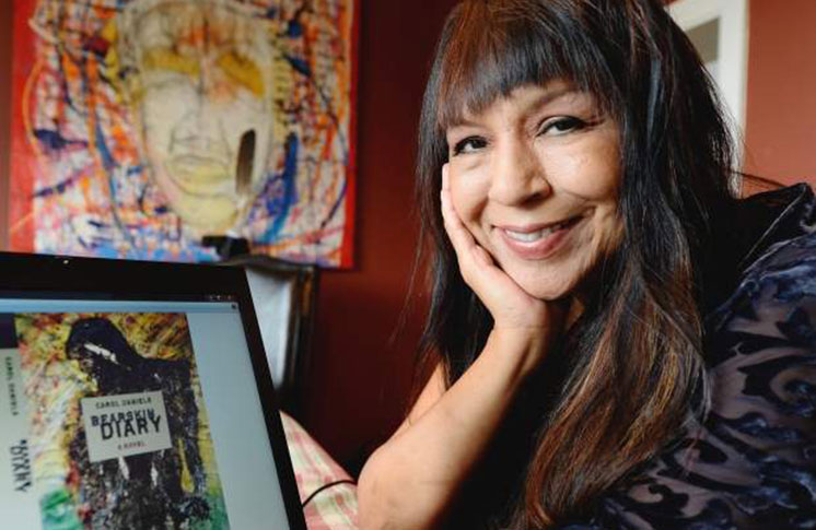 Carol Daniels shortlisted for First Nation Communities READ 2017-2018