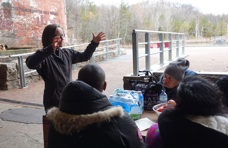 Four Lands: Contemporary Music with Community Participants at the Brick Works