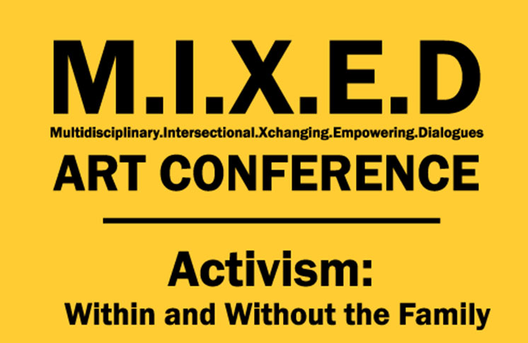 MIXED Art Conference – June 3, 2017