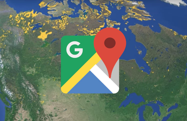 Google launches more than 3000 Indigenous lands in Canada to Google Maps