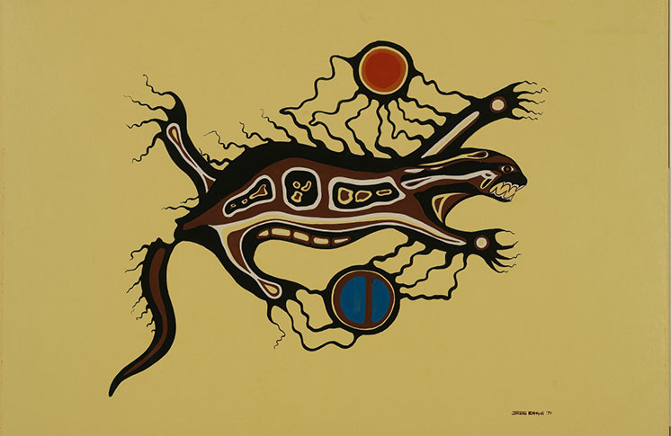 Anishinaabeg: Art & Power opens on June 17, 2017 at the ROM
