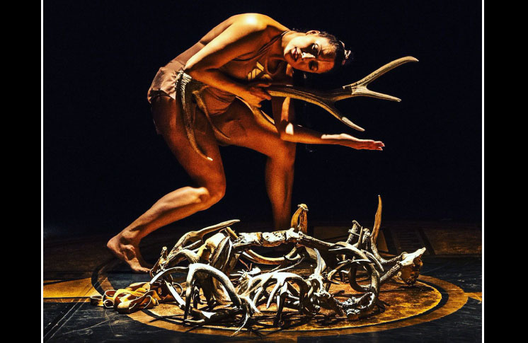 Kaha:wi Dance Theatre launch International Indigenous Performing Arts Festival July 25-27
