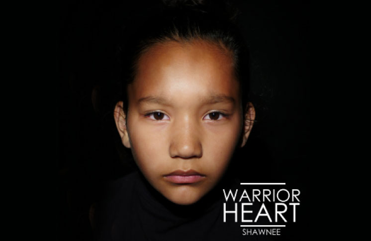 "SHAWNEE RELEASES ""WARRIOR HEART"" IN EFFORTS TO END INDIGENOUS YOUTH SUICIDE"