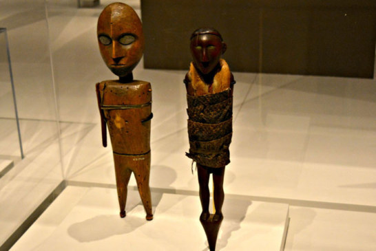 ANISHINAABEG: ART AND POWER AT THE ROM: WHAT'S YOUR FAVOURITE?