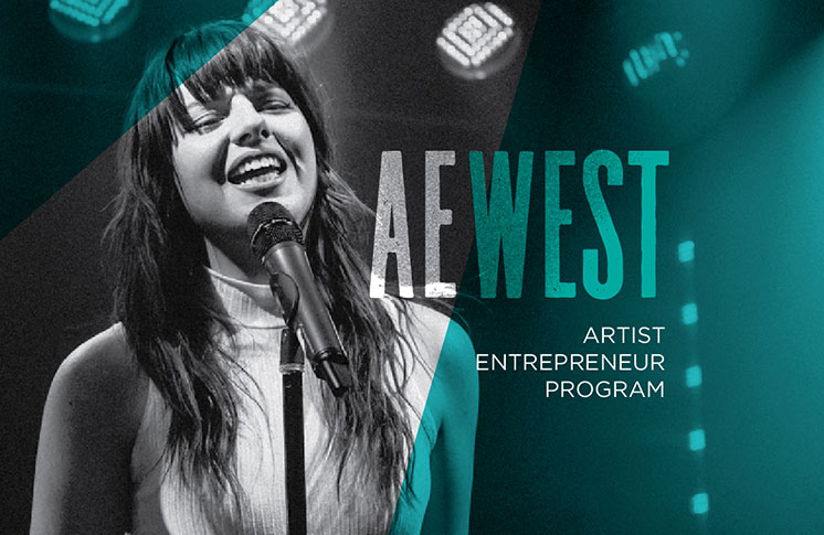 Canada's Music Incubator and National Music Centre Announce National Call for Submissions for AE West