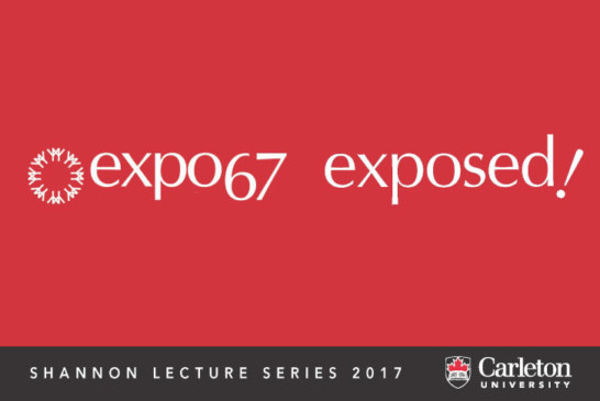 Carleton University's Shannon Lecture Focuses on Indigenous Art for Expo '67