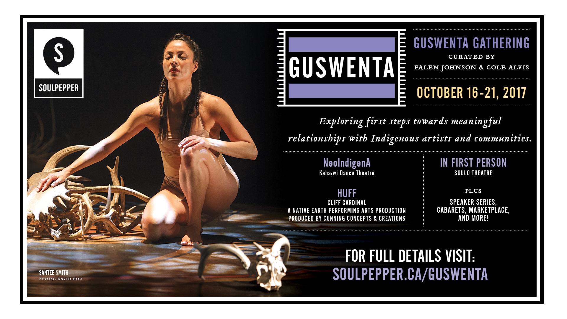Guswenta Gathering